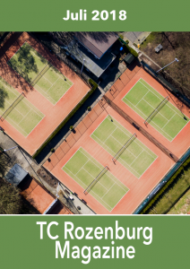 TC Rozenburg Magazine Juli 2018